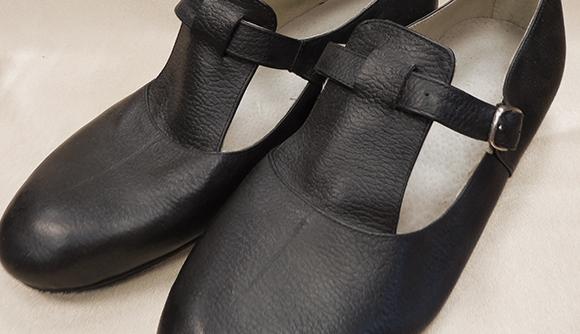 Vīriešu ādas kurpes