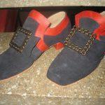 Baroka laika kurpes muzejam 1